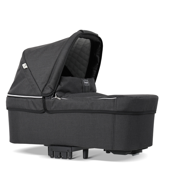 NXT60 F 3130004 NXT Carrycot Lounge Black Eco 2