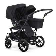Double Viking 735 (Seat / Carrycot) 29917y Competition Black
