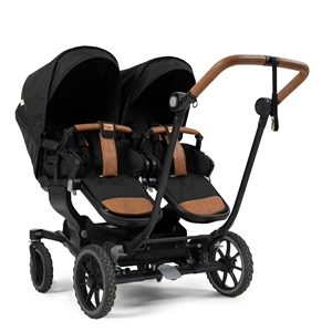 NXT Twin 36105-36105 NXT Sæde FLAT Outdoor Black