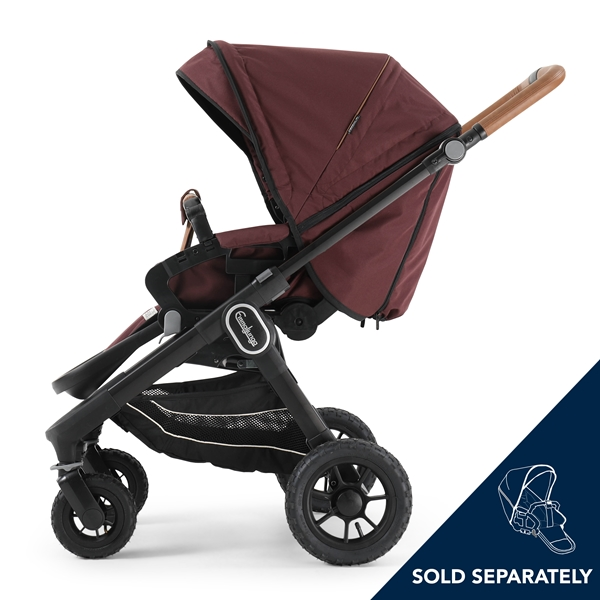 NXT60 F 3130007 NXT Carrycot Outdoor Savannah Eco 3
