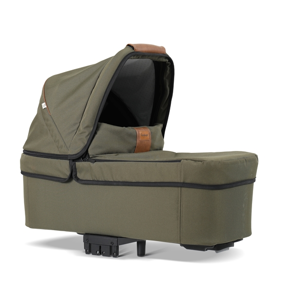 NXT Twin 30008-36008 NXT Carrycot Outdoor Olive Eco 3