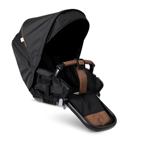 NXT Seat Unit FLAT 36006 Outdoor Black Eco