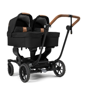 NXT Twin 30105-30105 NXT Carrycot Outdoor Black