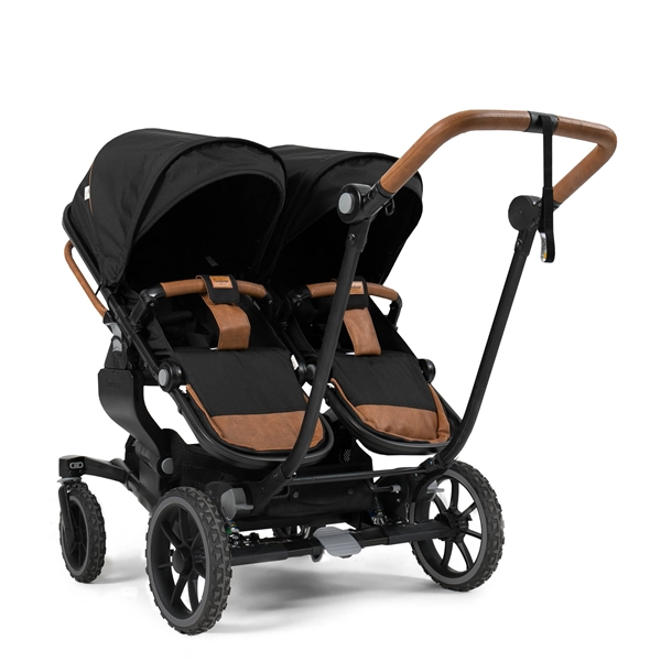NXT Twin 33105-33105 NXT Sittdel ERGO Outdoor Black