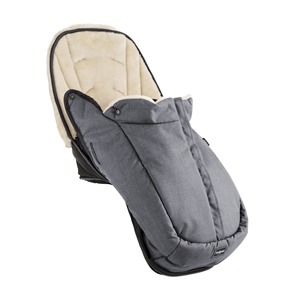 NXT Ergo Winter Seat Liner 57102 NXT Lounge Grey