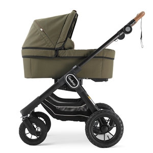 NXT90 F 2230008 NXT Carrycot Outdoor Olive Eco