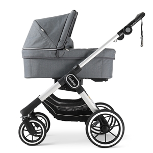 NXT90 F 2230003 NXT Carrycot Lounge Grey Eco