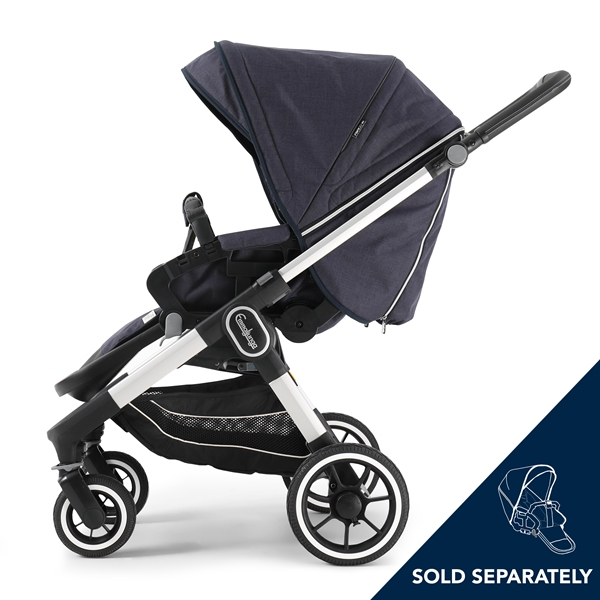NXT60 F 3130002 NXT Carrycot Lounge Navy Eco 3