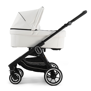 NXT60 F 3130107 NXT Carrycot Leatherette White
