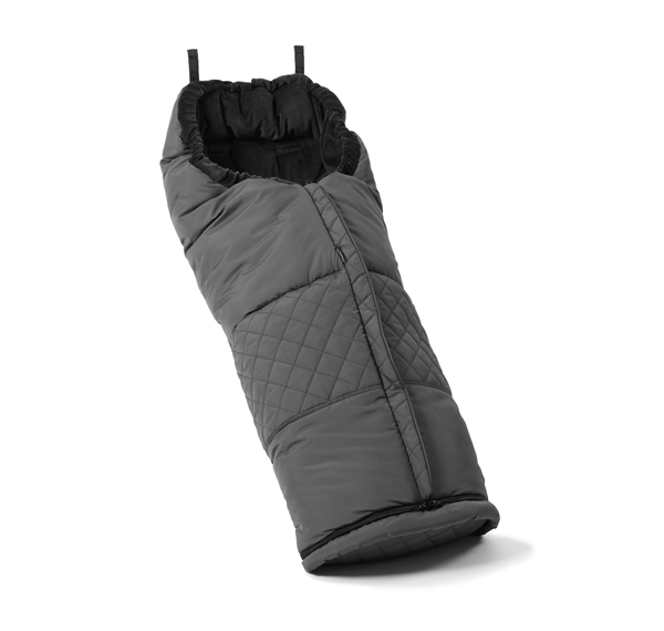 Footmuff 56003 Lounge Grey Eco