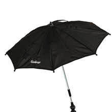 Sombrilla  52912 Outdoor Black