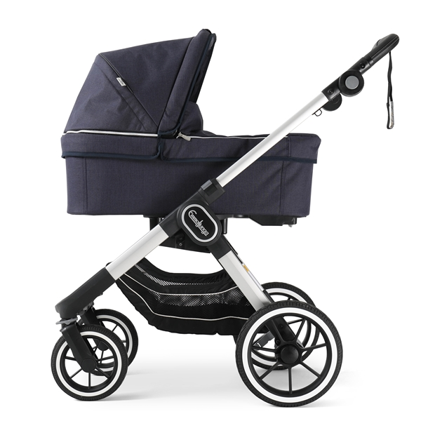 NXT90 2330002 NXT Carrycot Lounge Navy Eco