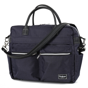 Skötväska Travel 45002 Lounge Navy Eco