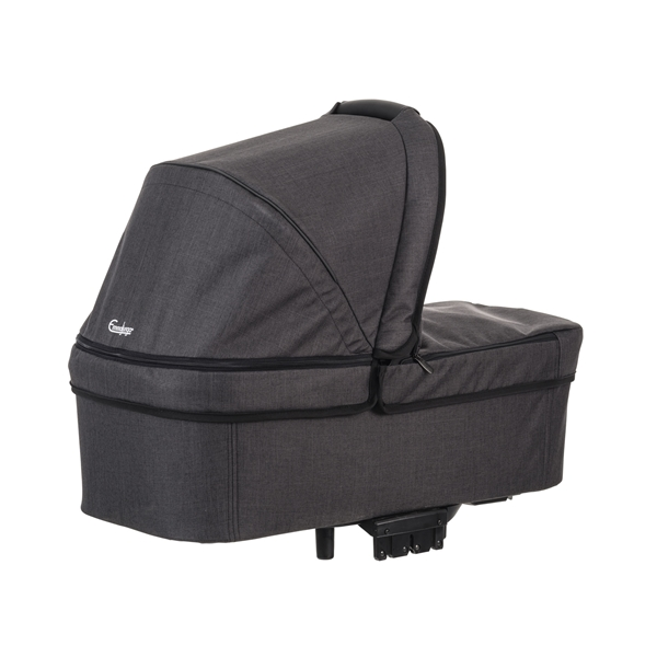 NXT Carrycot (90/60/F) 30910UK Lounge Black 3