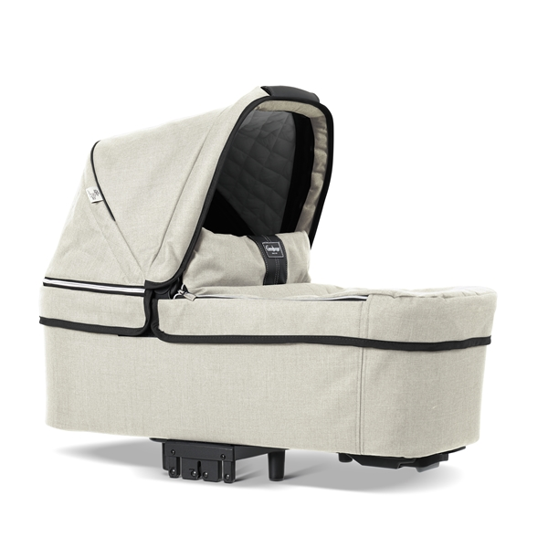 NXT Twin 30001-30001 NXT Carrycot Lounge Beige Eco 2
