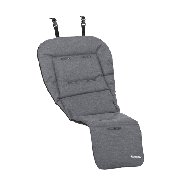 Soft Seat Pad  62909 Lounge Grey 2