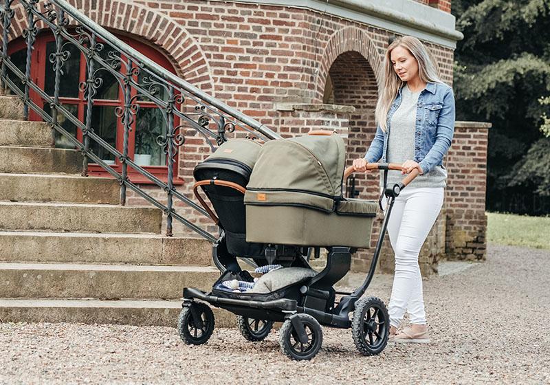 Premium Quality ORIGINAL Baby Stroller /& Dual Baby Stroller Cup Holder Bag