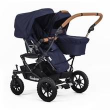 Double Viking 735 (Seat / Carrycot) 29911y Outdoor Navy