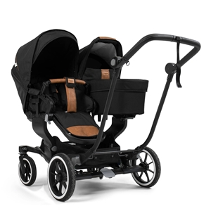 NXT Twin 30105-36105 NXT Carrycot Outdoor Black