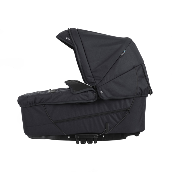 NXT90/F Supreme Carrycot 28917 Competition Black