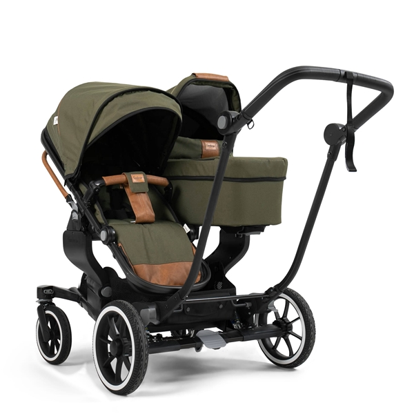 NXT Twin 30106-33106 NXT Carrycot Outdoor Olive