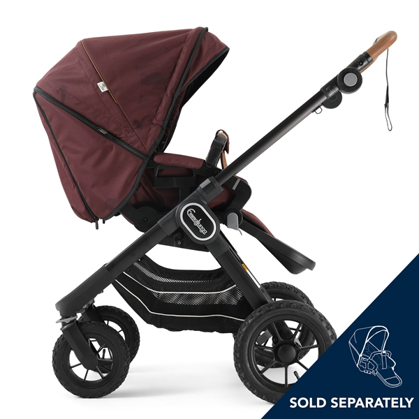 NXT90 F 2230007 NXT Carrycot Outdoor Savannah Eco 4