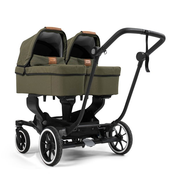 NXT Twin 30106-30106 NXT Carrycot Outdoor Olive