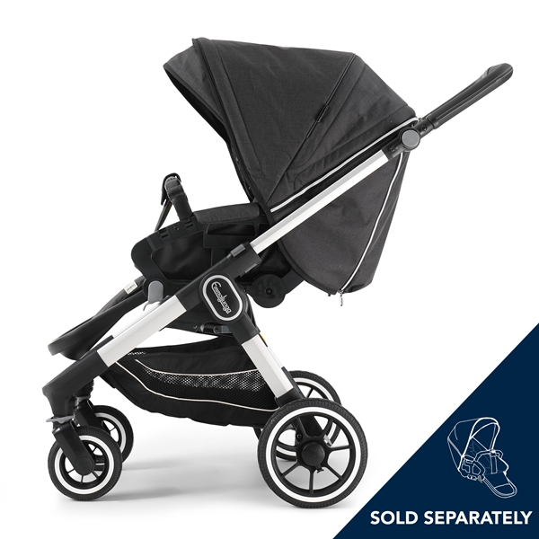 NXT60 F 3130004 NXT Carrycot Lounge Black Eco 3