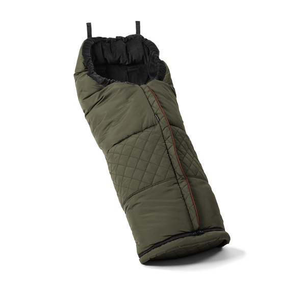 Footmuff 56008 Outdoor Olive Eco