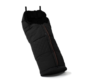 Footmuff 56006 Outdoor Black Eco