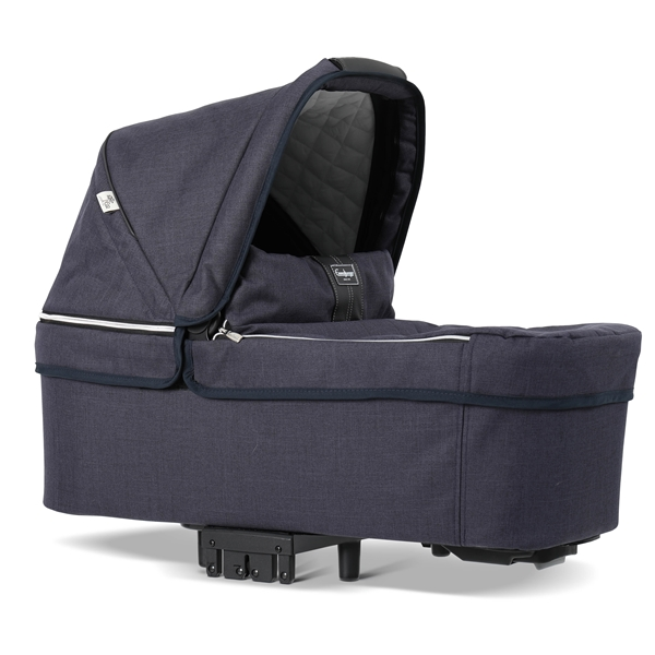 NXT Carrycot 30002 Lounge Navy Eco