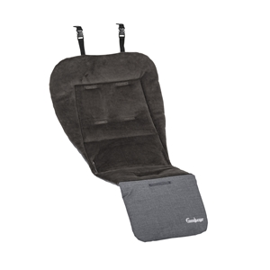 Soft Seat Pad  62909 Lounge Grey