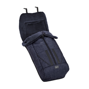 Allround Footmuff 41002 Lounge Navy Eco